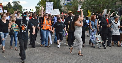 Charlottesville-Denver march (3)