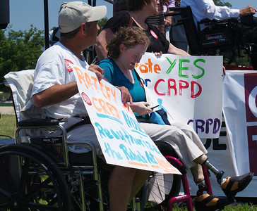 Disabled rights protest D.C. '13 (26)