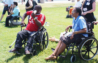 Disabled rights protest D.C. '13 (14)