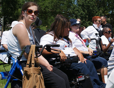 Disabled rights protest D.C. '13 (15)