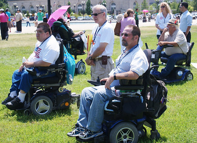 Disabled rights protest D.C. '13 (13)