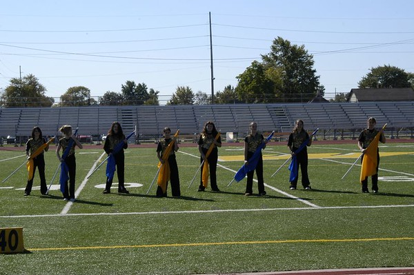 2005 - Wyandotte Marching Chiefs present - Downriver Fanfare