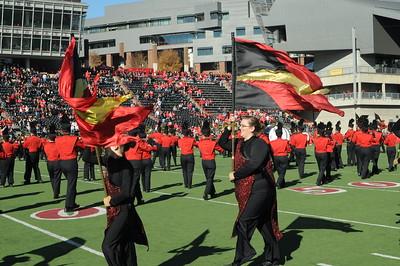 UC Band_UC vs Rutgers_Nippert Stadium_Cincinnati, OH