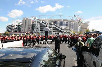 UC Band_UC vs VT_FedEx Stadium_Washington, DC