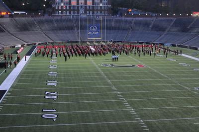 UC Band_Homecoming Parade_Cincinati, OH