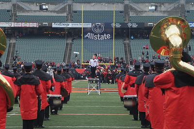 UC vs Houston_Paul Brown Stadium_Cincinnati, OH