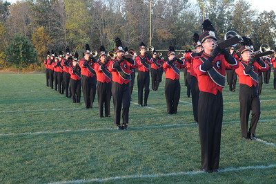 UC Band_Olentangy Liberty HS, Columbus, OH-09-26-2014