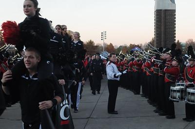 UC vs Tulsa, Nippert Stadium, Cincinnati, OH