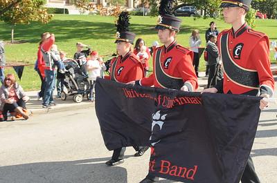 UC Homecoming Parade_UC Campus_Cincinnati, OH