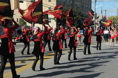 UC Homecoming Parade_UC Campus_Cincinnati, OH