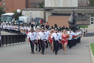 UC vs UT Martin_Nippert Stadium, Cincinnati, OH
