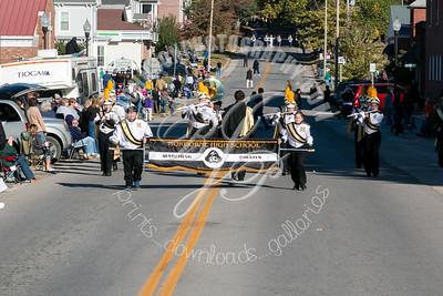 10/10/15 Central Methodist University Band Day