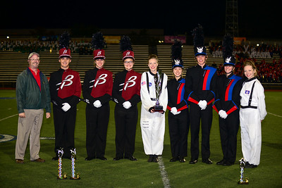 10/17/15 Kansas Bandmasters Association Marching Championship