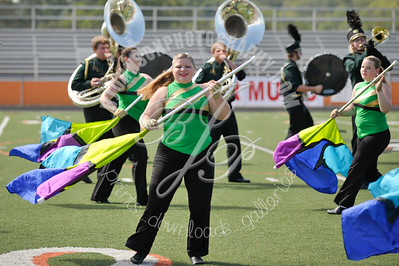 9/24/15 Bonner Springs Marching Festival