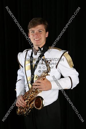 North Farmington High School Marching Band Photo Day 2012