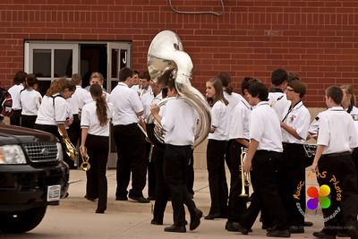 Homecoming Parade 9/16/2011