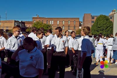 Labor Day Parade 2011