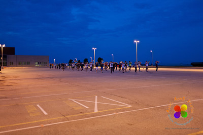 NCHS Evening Rehearsal 10/11/2011