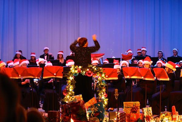 NCWHS Winter Concert