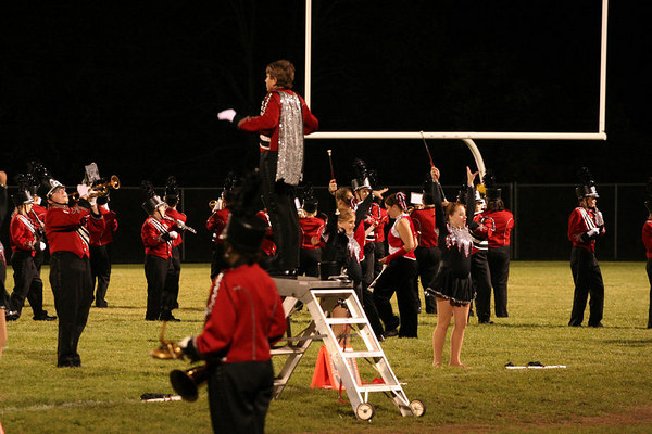 Bedford Marching Band<br /> MSBOA  Flat Rock Competition<br /> © Pamela Stover