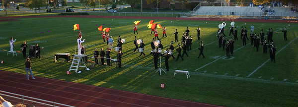 Kenndy Marching Band<br /> ©Pamela Stover