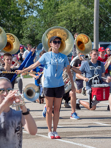 Jayhawk Band, August 30/31, 2019