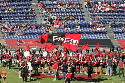 Marching Aztecs 10/13/2012