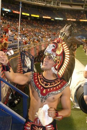 Marching Aztecs 9/8/2012