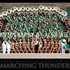 2008 Marching Thunder group photo.
