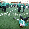 Marshall University vs. Ohio University (OU).  September 25,  2010  (J. Alex Wilson)