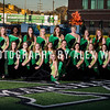 The 2013 Marshall University Marching Thunder marching band group and individual member shots, taken at the band's practice facility on the campus of Marshall University in Huntington, WV.  November 13, 2013  (J. Alex Wilson)