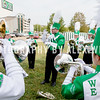 Marshall University football vs. Akron at Joan C. Edwards Stadium on the campus of Marshall University in Huntington, WV.  September 17, 2016.  (J. Alex Wilson)