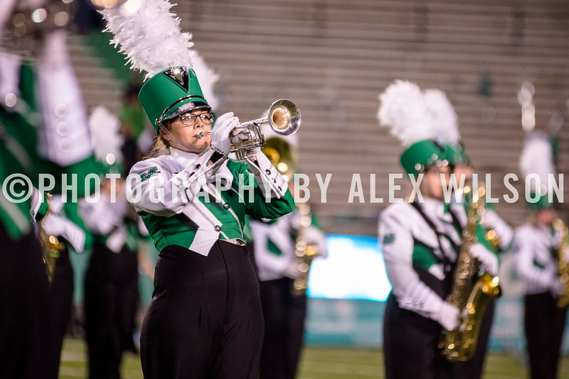 Marshall University football vs. Western Kentucky University at Joan C. Edwards Stadium on the campus of Marshall University in Huntington, WV.  November 26, 2016.  (J. Alex Wilson)