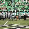 Marshall University football vs. Old Dominion University (ODU)  at Joan C. Edwards Stadium on the campus of Marshall University in Huntington, WV.  October 14, 2017.  (J. Alex Wilson)