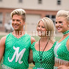 Marshall University football vs. North Carolina State (NC State) at Joan C. Edwards Stadium on the campus of Marshall University in Huntington, WV.  September 22, 2018.  (J. Alex Wilson)