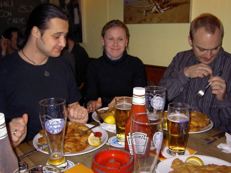 Steinheil Idylle mit Schnitzel