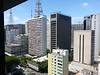 View From Hotel Maksoud Plaza, Sao Paulo