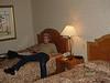 Unser Zimmer im Stardust... ca. 100$/Nacht