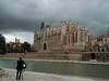"""Das ist die tolle Kirche in Palme de Mallorca. """"Bei Sonne sieht hier alles viel schoener aus!"""" so der oft geaeusserte Satz von Matze."""