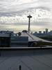 """Die berühmte """"Space Needle"""" von Seattle"""