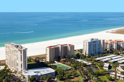 Crescent Beach Aerial 3