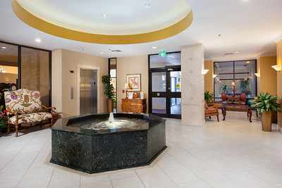 Crescent Beach Lobby