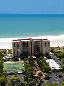Crescent Beach Aerial 2