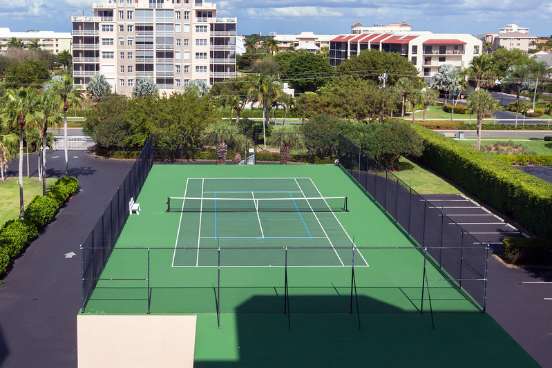 Dela Park Place Tennis