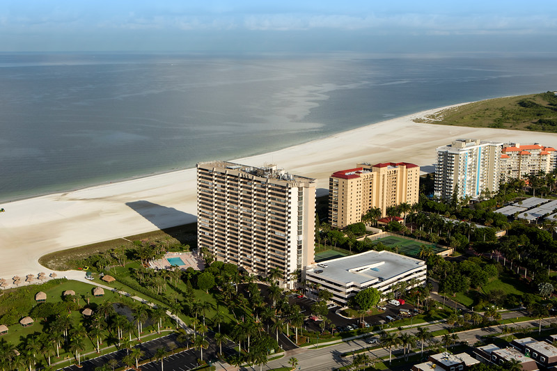 Gulfview Club Aerial 4