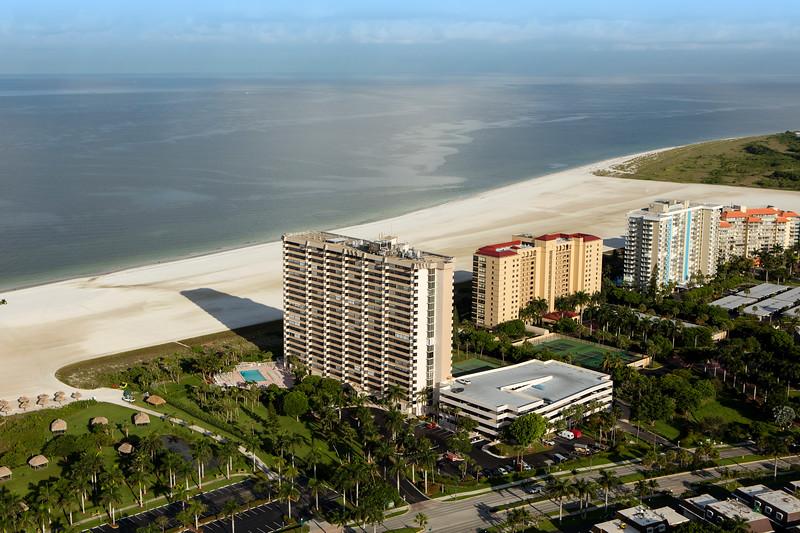 Gulfview Club Aerial 4