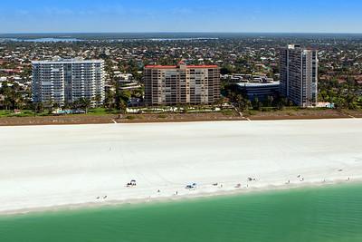 Gulfview Club Aerial 2