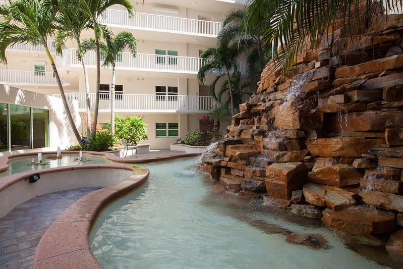 Mirage Fountain