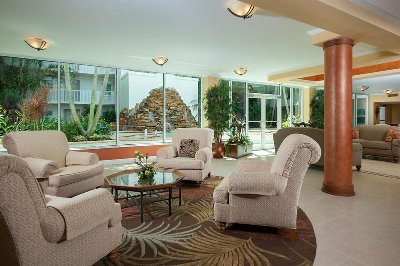 Mirage Lobby