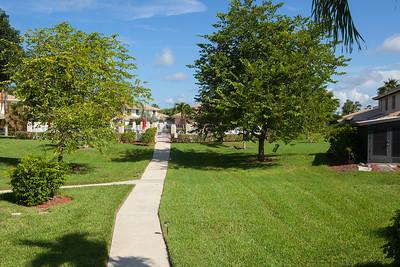 San Marco Villas Walkway